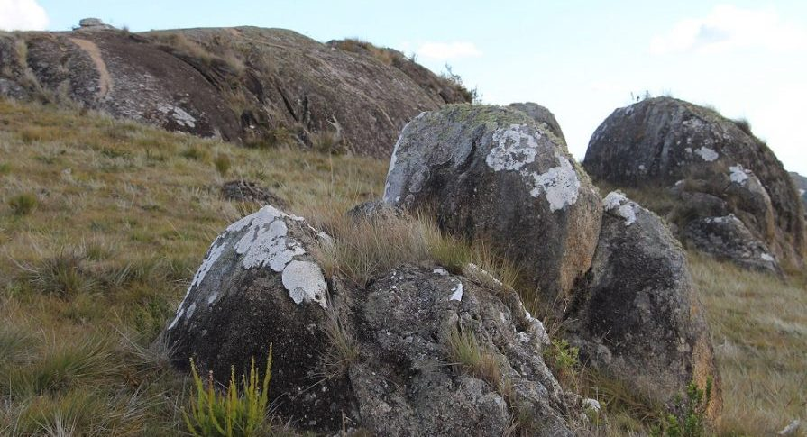 APA Silveiras - Matacões e vegetação de altitude