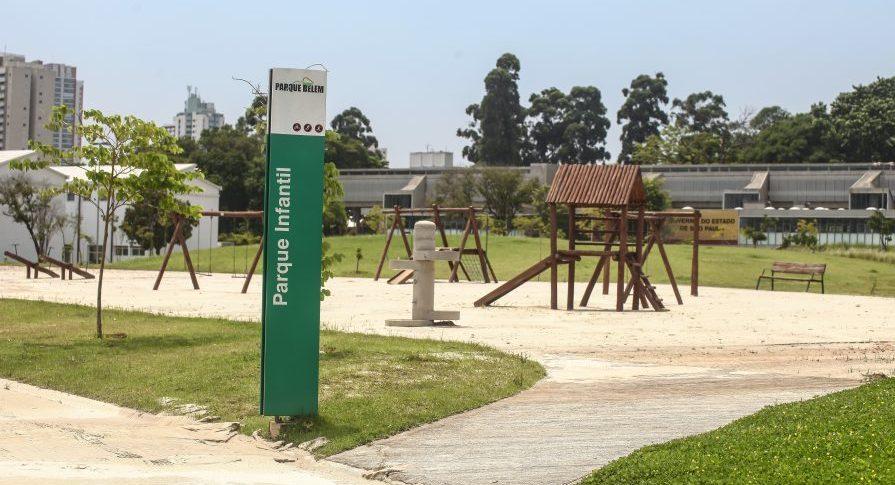 Parque Belém - Parquinho