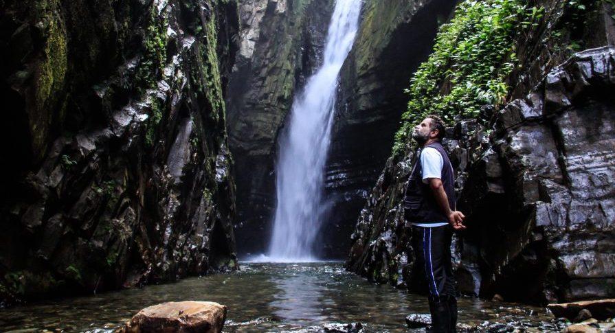 PETAR - Trilha e Cachoeira Betarizinho ou Beija Flor de Intervales