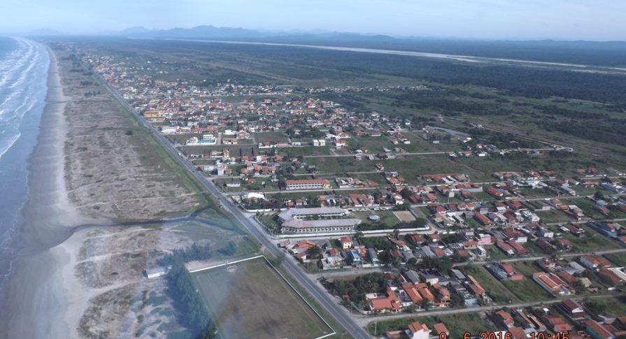 Apa Ilha Comprida - Aérea