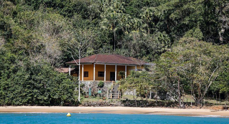 PE Ilha Anchieta - Praia