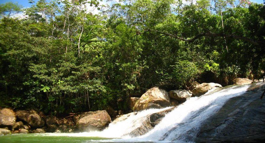 PE Itinguçu - Cachoeira do Paraíso