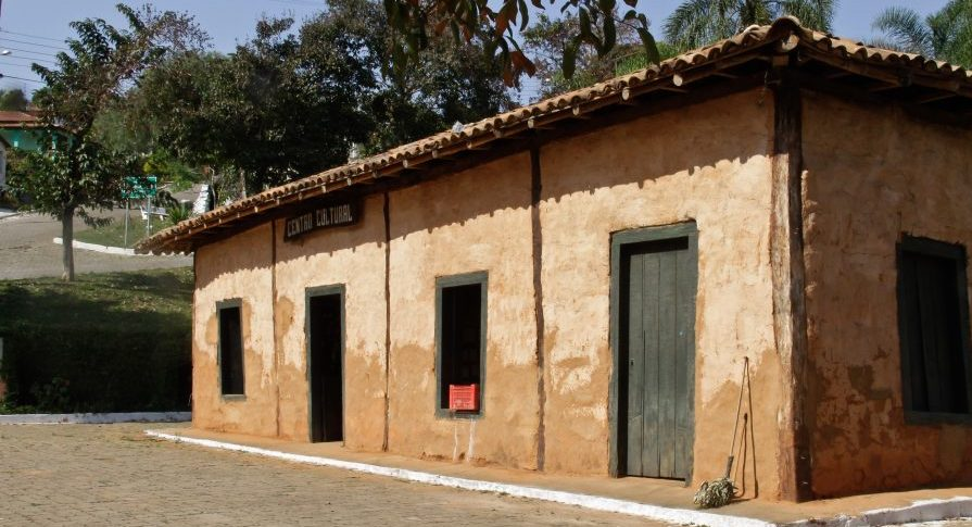 PE Intervales - Centro Cultural, Casa Grande