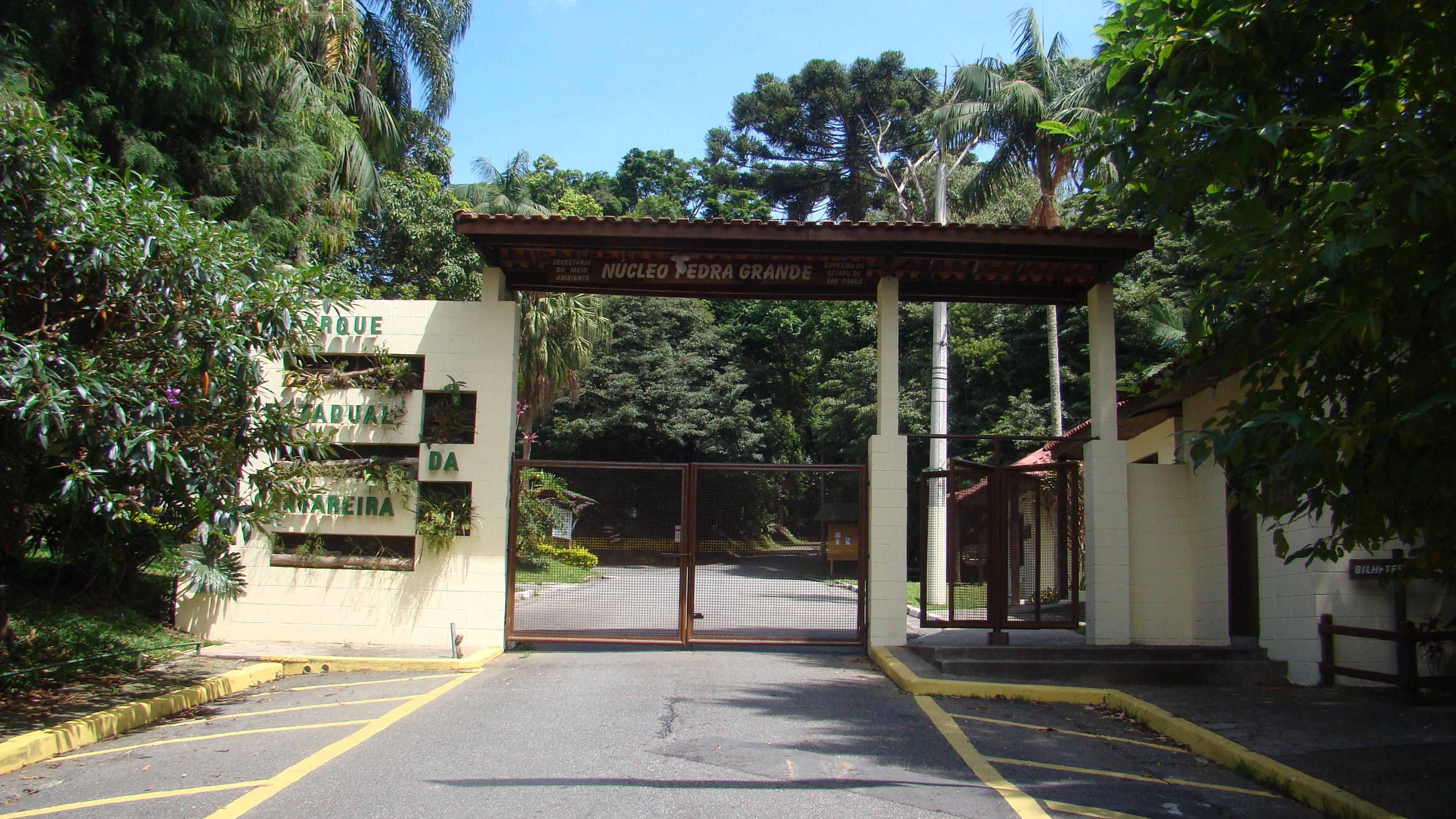 PE Cantareira Pedra Grande - portal