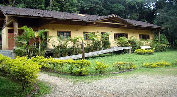 Parque Estadual Cantareira - Sede