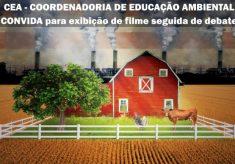 """Exibição do Filme - Mostra Ecofalante: """"Sustentável (Sustainable)"""""""