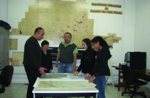 Laboratório Manejo - Inventário Florestal