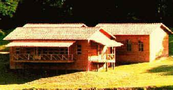 Casa das Reservas da Biosfera do Estado de São Paulo - Instituto Florestal - Sede da Reserva da Biosfera do Cinturão Verde da Cidade de São Paulo.
